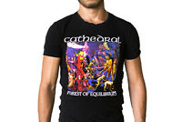 Cathedral Band Forest Of Equilibrium 1991 Album Cover T-Shirt