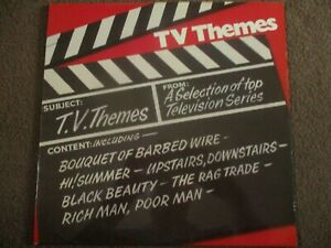 VARIOUS - TV THEMES FROM A SELECTION OF TOP TELEVISION SERIES - LP - DJF 20522