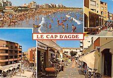 BT5021 Le cap d Agde de la plage du mole a l place       France
