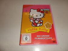 DVD  Hello Kitty - Das große Filmabenteuer