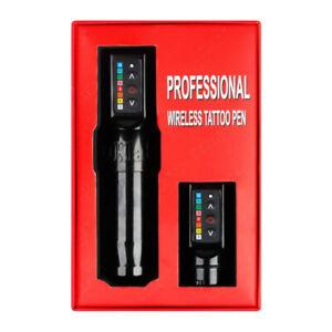 DKLAB Premium Quality Wireless Tattoo Machine Pen Coreless Motor,2400 mAh