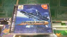 AIR FORCE DELTA SEGA DREAMCAST JAP.