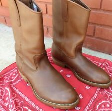 True Vintage Red Wing Pecos Boot 8.5 E Model 1155 Made in USA