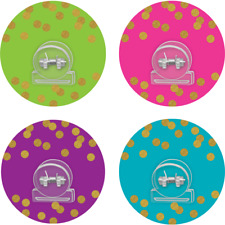 Clingy Thingies Confetti Clips TCR77374 Classroom Supplies