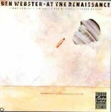 Ben Webster At the renaissance (1989)  [CD]