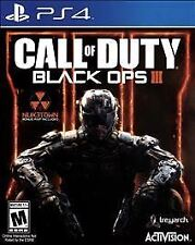 Call of Duty: Black Ops III Sony PlayStation 4,