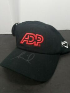 Annika Sorenstam / Autographed Callaway Golf Hat