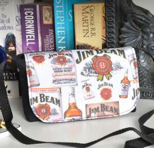 Jim Beam Bag / Clutch Handmade
