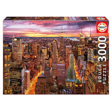 Educa - puzzle 3000 vistas de Manhattan
