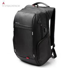 "New 17.3"" Kingsons Travel Backpack Laptop Business Outdoor School Soft Pack Bag"