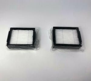 2 x Authentic Roomba e5 e6 i3 i4 i7 i7+ i8  High Efficiency Filters irobot Brand
