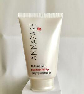 Annayake Ultratime Anti-ageing Mass-mask Gel 50ml NEU Versiegelt ohne OVP