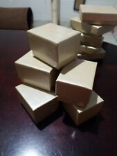 Lot of 7. Ring, earrings jewelry gift boxes.