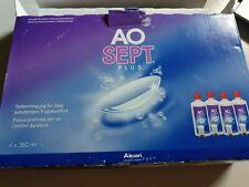 Alcon Aosept Plus System 4x360 ml
