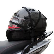 Bike 2 Hook Motorcycle Bungee Cargo Coard Motorcycle Helmet Elastic Rope