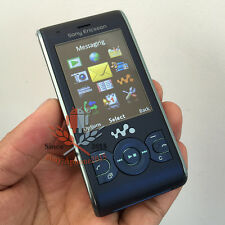 Refurbished Sony Ericsson W595 Mobile Cell Phone 3G Unlocked Cellphone Bluetooth