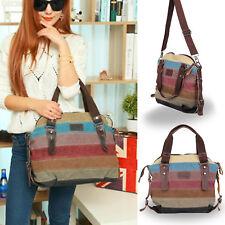 Nice Women Shoulder Bag Satchel Crossbody Tote Handbag Purse Messenger Canvas