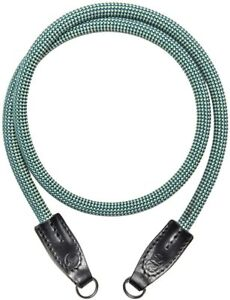 """Leica Rope Strap 39"""" (100 cm) Oasis / Ice Mint Designed by Cooph"""