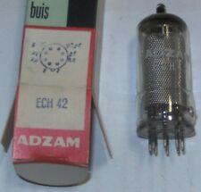 ECH42 electronic tube (équivalent 6CU7 = X150 = ECH113 = 62TH ) Adzam