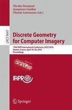 Lecture Notes in Computer Science: Discrete Geometry for Computer Imagery :...