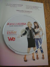 JOAN & and MELISSA Joan Knows Best EMMY DVD Joan Rivers WE TV Reality 1EPISODE