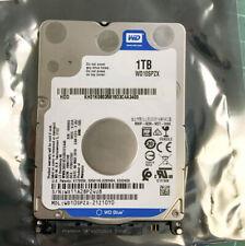 """WD Blue 1Tb 2.5"""" HARD DRIVE WD10SPZX-21Z10T0 HBNT2AB 128Mb Cache 5400rpm #t406"""