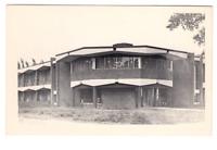 Vintage Postcard Marm Hall Bethany College Lindsborg Kansas J20