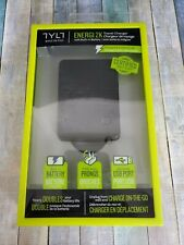 TYLT Energi 2K 2-in-1 Travel Charger (Wall & Portable Charger) Battery Pack