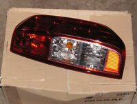 Nissan Navara D40 KC & DC RH Tail Lamp Part Number 26550-EB38B Genuine Nissan
