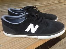 "New Balance # Numeric ""Brighton 345"" Sneakers (black) Mens Skating Shoes 8.5"