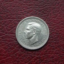 More details for george vi 1941 maundy silver threepence