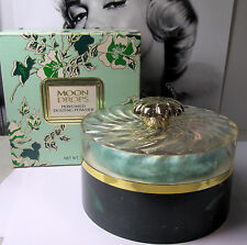 Vintage Revlon MOON DROPS Perfume Dusting Powder 5.0oz in Box NEW OLD STOCK