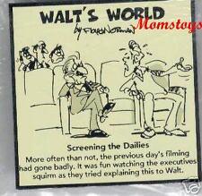 FLOYD NORMAN WALTS WORLD SCREENING THE DAILIES LIMITED EDITION 250