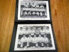 Lincoln City Club de Fútbol Álbum De Fotos (1940, 1950, 1960's + +)