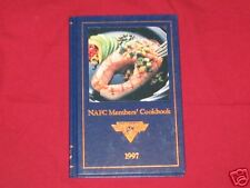 """NAFC Members' Cookbook (1997) NAFC (6.25""""x9.25"""") #1204"""