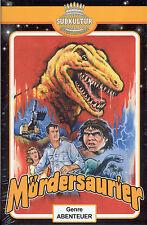 Dinosaurus! (Hardbox Cover C) DVD Subkultur CreatureFeature Monster Movie