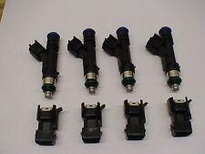 4 Bosch EV14 52lb 550cc fuel injectors Honda BMW VW Mazda Ford Dodge Toyota