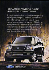 2005 Ford Expedition - black -  Classic Advertisement Ad A50-B