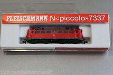 Fleischmann 7337 Elok Barureihe 110 DB AG Spur N OVP
