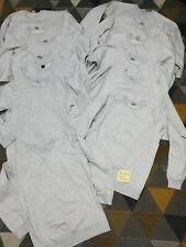 Big Bundle Of 25 x Unisex Boys/Girls Grey Sweatshirts 13years ( MAKARA)