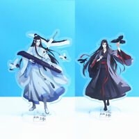 Mo Dao Zu Shi Anime Lan WangJi Wei WuXian Acrylic Stand Figure Model Toy 2PC HOT