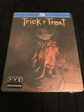 Trick 'R Treat Steelbook (Blu-ray, Limited Edition FYE Exclusive) Factory Sealed