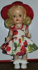 Vintage Nancy Ann Muffie Storybook walker doll 1950s