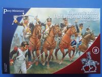 Perry PE/BH90 - British Napoleonic Light Dragoons1808 -1815        28mm Figures