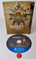 Resident Evil Biohazard Steelbook | PlayStation4 | PS4 | gebraucht in OVP