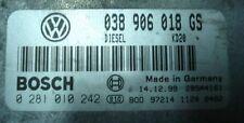 Tuned!!! VW Golf 1.9 ECU tdi 90 AGR 038906018GS immo off Plug & Play