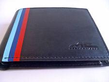 Cartera colores BMW M (e31,e34,e46,e90,e92,e57,e87,e39,320,x3,x5,e30,e60) wallet