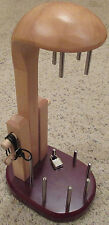 Don't Break The Bottle Wooden Wine Puzzle Stand Family Games America