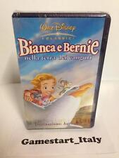 BIANCA E BERNIE - DISNEY - VHS - NUOVO VERSIONE ITALIANA