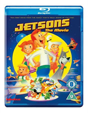 Jetsons: The Movie - Blu-ray Region B
